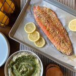 Lemon Salt Salmon