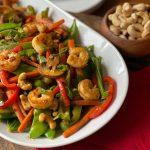 Carrot Ginger Stir Fry