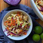 Crunchy Ramen Noodle Salad