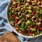 Black-Eyed Pea Salad (or Dip)