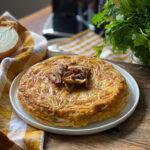Mushroom-Infused Spanish Tortilla